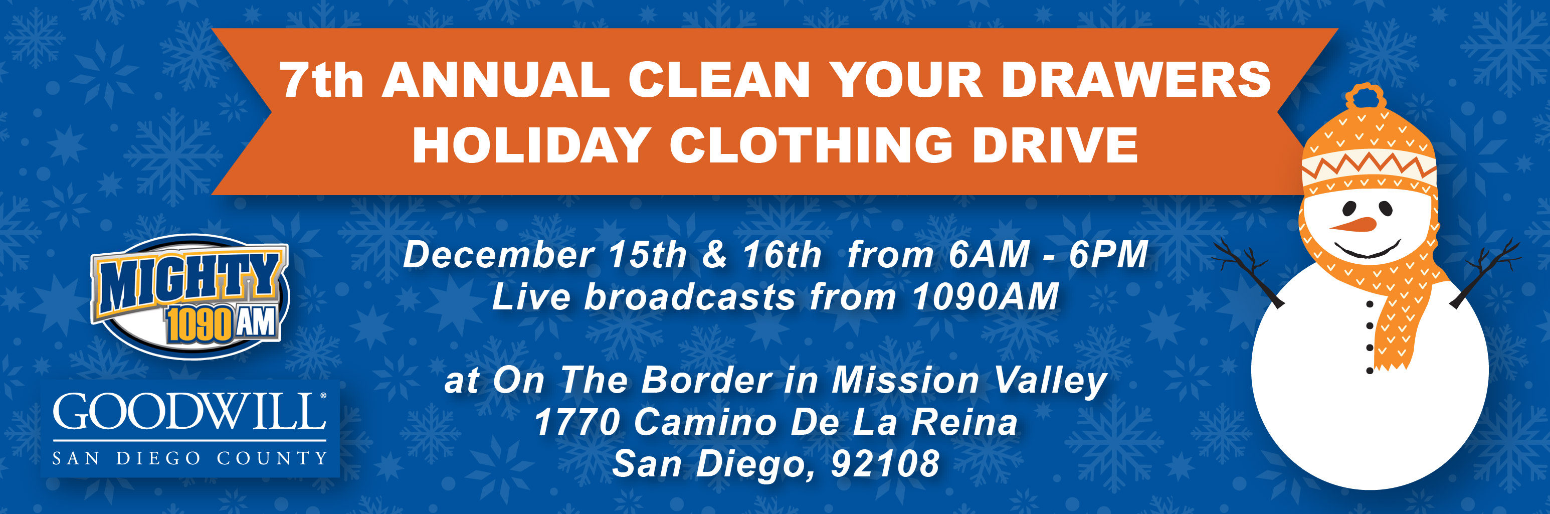 Clean Your Drawers Event Banner 2016-01