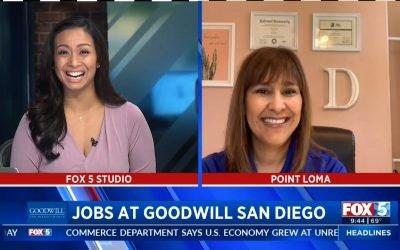 FOX5 Jobs at Goodwill San Diego