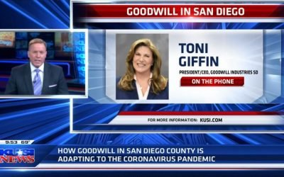 Goodwill San Diego Reopening Plans