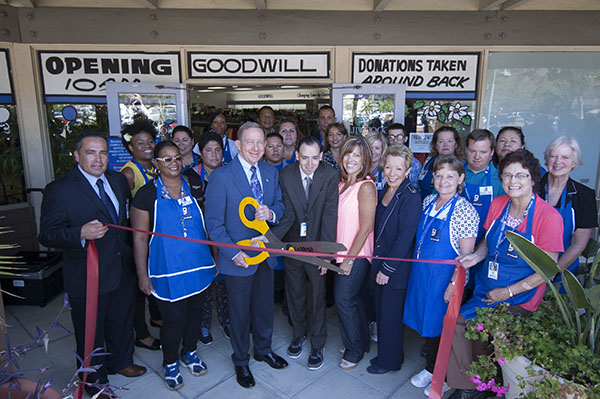 Goodwill opens in La Mesa