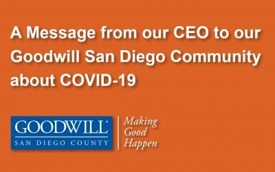 A Message from our CEO about COVID-19