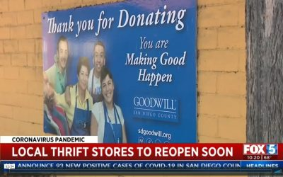 Goodwill San Diego Organizational Update