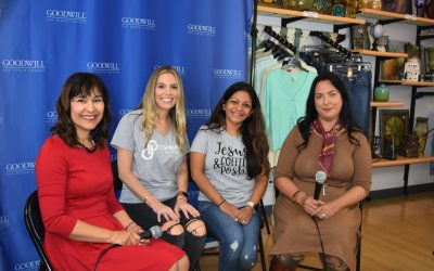 Goodwill San Diego hosts Blogger Event