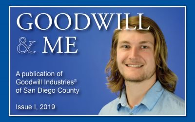 Goodwill and Me – Issue I, 2019