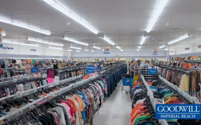 XEWT visits Goodwill Imperial Beach