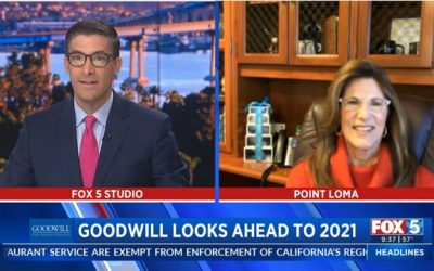 Fox 5 Goodwill Looks Ahead to 2021