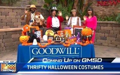 Thrifty Thursdays – Last Minute Halloween Ideas