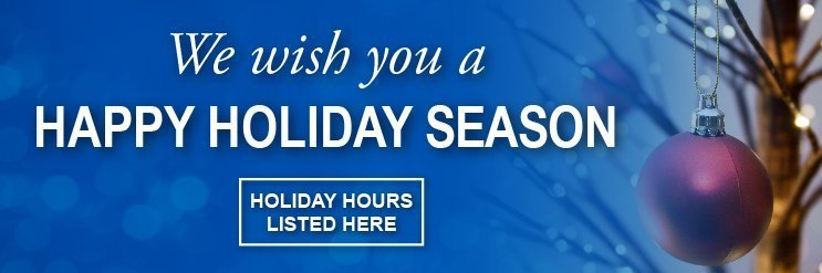 Holiday Hours 2018-01