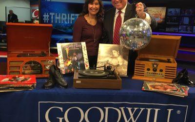 Thrifty Thursdays – Record Albums