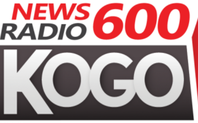 KOGO radio interview
