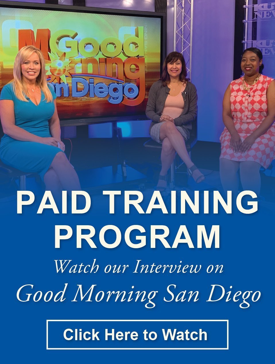 Paid Training GMSD KUSI