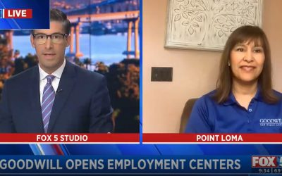 FOX5 Goodwill Employment Centers are Open