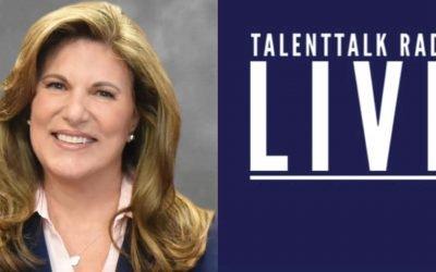 Toni Giffin on Talent Talk Radio