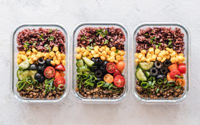 Use Meal Prep to help foster Healthy Eating