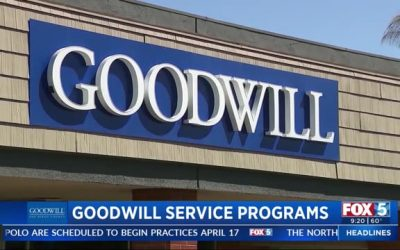 Fox5 Goodwill San Diego Service Programs for the Community