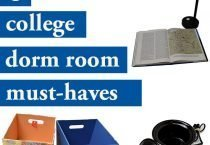8 College Dorm Room Must-Haves