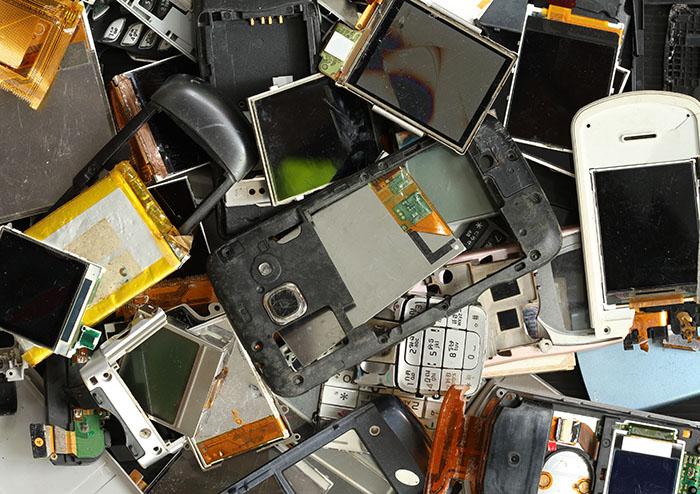 E-Liminate E-Waste